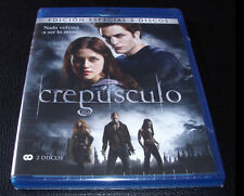 TWILIGHT CREPÚSCULO BLU RAY SPECIAL EDITION NEW AND SEALED