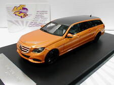 GLM Models 203601 # Mercedes Benz S212 Estate Limousine Bj. 2012 orangemet. 1:43