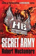 Secret Army by Robert Muchamore (Paperback) NEW BOOK