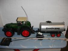 RC Traktor FENDT + Fasswagen Ferngesteuert