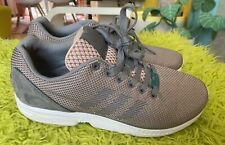 Adidas Torsion Grey Trainers UK Size 9.5 Immaculate Summer Mens