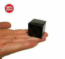 Shungite schungit Polished cube 40x40 elite crystal cups minerals