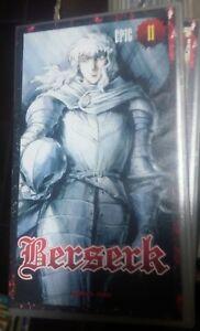 BERSERK EPIC II VHS