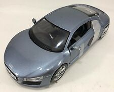 Maisto - 31281 - Audi R8 Scale 1:24 - Metallic Blue