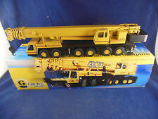 Conrad ref. 2091 GROVE GMK 6250 250T 6 asse gru mobile in Giallo Scala 1:50