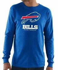 Buffalo Bills Royal Critical Victory 3 Majestic Long Sleeve T Shirt