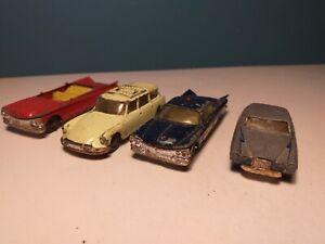 CORGI HUSKY LOT/COLLECTION, CAR c1965,