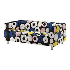Ikea cover set for Klippan 2-Seater Sofa in Sangis Multicolour  703.987.18