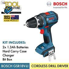 Bosch Blue Pro 18v Gsr18v-li Cordless Drill Driver