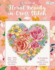 Floral Belleza En Punto de Cruz Por Susan Bates , Nuevo Libro, Gratis & , (P
