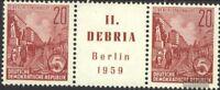 DDR WZd22 postfrisch 1959 Fuenfjahresplan