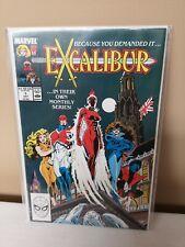 Excalibur 1 Marvel 1988 NM