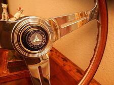 "Mercedes W113 280 SL 1968 - 1972 Wood Steering Wheel NARDI 15.3"" New NOS"