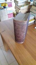 vocabolario della lingua italiana compilato da pietro fanfani - le monnier 1898