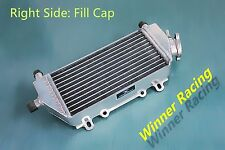 Fill Cap Right Side Aluminum Alloy Radiator Fit Yamaha YZ125 2005-2015 2014 2013