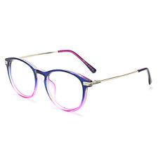 Men Vintage Full Rim Eyeglass Clear Glasses Frame Retro Women Spectacles Eyewear