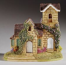 Lilliput Lane Manor View Somerset South West British Collection 7.5cm L3444