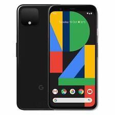 Google Pixel 4XL  - 64GB - G020J  Verizon Smartphone - Just Black - MINT