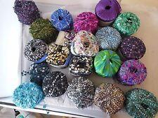 1 Lot of 18+ Balls of Berroco, Spice, Trendsetter Yarn/Thread