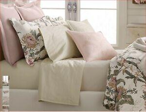 Ralph Lauren Olivia Josefina 4P King comforter Shams Set
