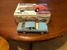 mpc 1977 Plymouth Volare kit model vintage 1/25 Road Runner