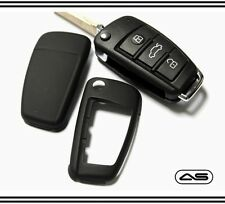 Black Seat Exeo Flip Key Cover Case Remote Protector Fob Hull Bag Shell Skin 28