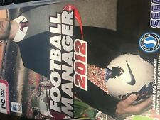 Football Manager 2012 PC DVD-ROM MAC PAL French Complete Français
