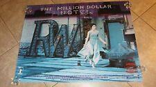 Million Dollar Hotel movie poster - Milla Jovovich poster