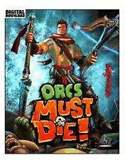 Orcs Must Die! STEAM PC Download Key Code Neu Global [Blitzversand]