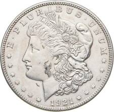 1921 Morgan Silver Dollar - Last Year Issue 90% $1.00 Bullion *772