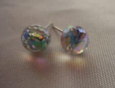 HYPOALLERGENIC Stud Earrings  Swarovski Elements Crystal Earring  Faceted Ball
