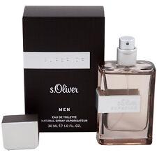 s.Oliver SUPERIOR Men Eau de Toilette EdT Spray 30 ml for man