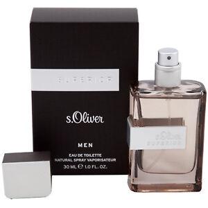 S.Oliver Superior Men Eau de Toilette EDT Spray 30ML For Hombre