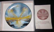 1977 Royal Cornwall Calhoun Genesis God Creation Collector Plate #8053C New