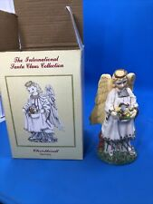 The International Santa Claus Collection Christkindl Germany Sc08 1992