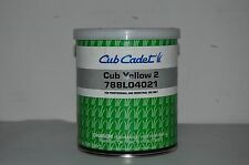 "Cub Cadet ""Cub Yellow 2"" Paint (Used from years 2007-present) Quart  788L04021"