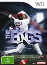 The BIGS Baseball Nintendo Wii Game USED