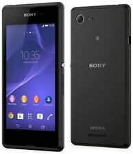 Sony Xperia E3 D2202 4GB Black Pre-owned With Scratches+3 Months seller warranty