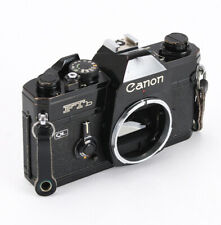 CANON FTb QL BLACK BODY, METER OVER-SENSITIVE/210635