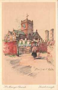 [51578] 'Marjorie Bates' Scarborough Yorkshire early postcard