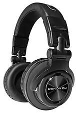 DENON HP1100 Pro Swivel DJ Headphones, 53mm Drivers, 36 Ohm, Dual-Pivot Ear-Cup
