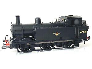 BACHMANN 00 GAUGE - 32-225 - 3F JINTY 47410 BR BLACK L/CREST BOXED MINT
