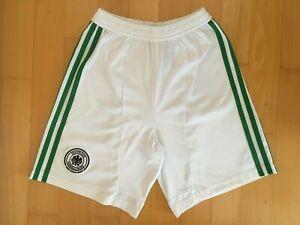 adidas kurze Sporthose / Shorts, DFB, weiß , Gr. 152