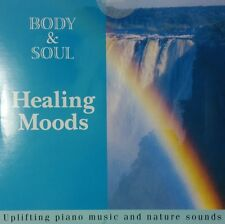 Healing Moods Spa Music CD Relax Massage Meditation Piano Nature Sound Sleep