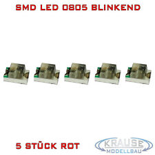 SMD LED 0805 BIANCO LAMPEGGIO FLASH FLASH LAMPEGGIANTE