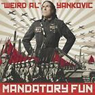 WEIRD AL YANKOVIC - Mandatory Fun - CD NEUWARE