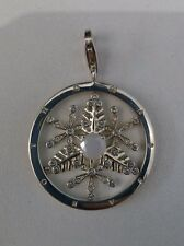 Nouveau authentique thomas sabo sterling silver cz flocon de neige pendentif T0116 £ 99.95