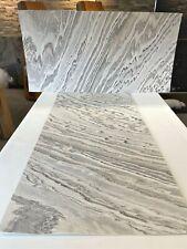 Marmor Furnier Natursteinwand Stein Tapete Dusche 61 x 122 cm (46?/m²) Transluz.