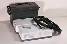 2x Audio-Technica M8000 Dynamic Vocal Microphones, 2x 20' Mic Cables, Case
