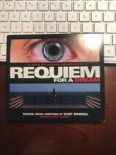 Clint Mansell : Requiem For A Dream - Summer/Fall/Winter CD